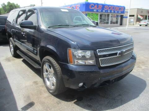 2007 Chevrolet Suburban for sale at CAR SOURCE OKC in Oklahoma City OK