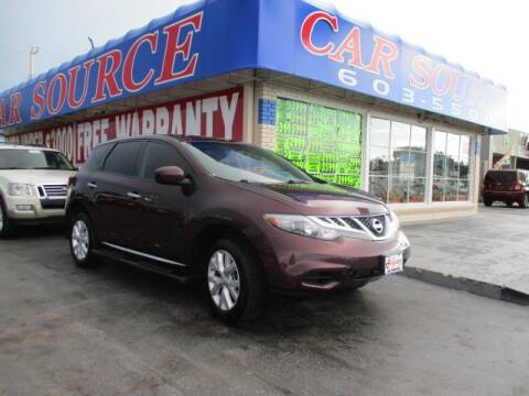 2014 Nissan Murano for sale at CAR SOURCE OKC in Oklahoma City OK