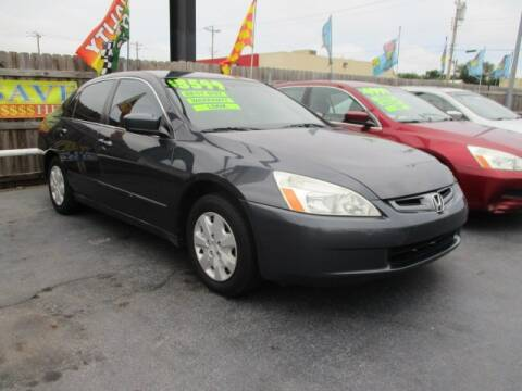 2004 Honda Accord for sale at CAR SOURCE OKC in Oklahoma City OK