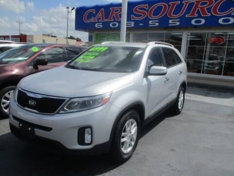 2014 Kia Sorento for sale at CAR SOURCE OKC in Oklahoma City OK