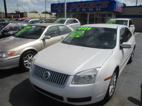 2009 Mercury Milan for sale at CAR SOURCE OKC in Oklahoma City OK