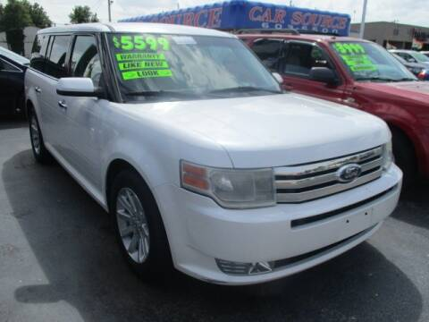 2010 Ford Flex for sale at CAR SOURCE OKC in Oklahoma City OK