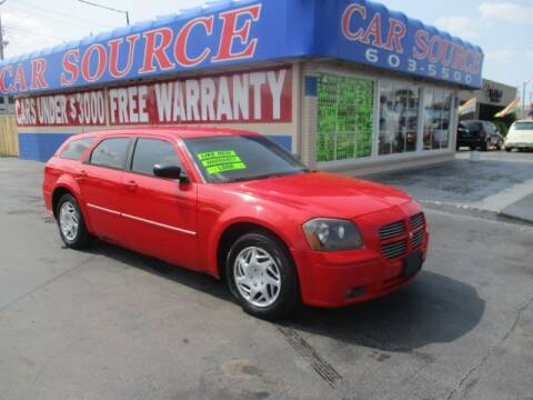2007 Dodge Magnum for sale at CAR SOURCE OKC in Oklahoma City OK