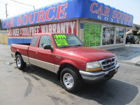 1998 Ford Ranger for sale at CAR SOURCE OKC in Oklahoma City OK
