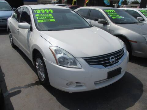 2010 Nissan Altima for sale at CAR SOURCE OKC in Oklahoma City OK