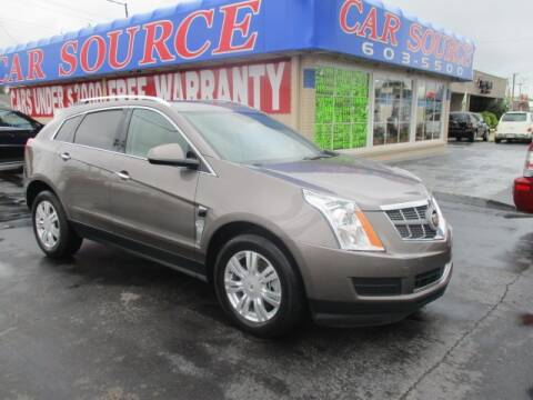 2011 Cadillac SRX for sale at CAR SOURCE OKC in Oklahoma City OK