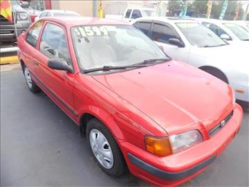 1997 Toyota Tercel for sale in Oklahoma City, OK