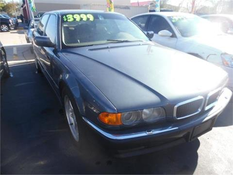 2000 BMW 7 Series for sale in Oklahoma City, OK