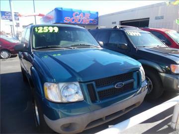 2002 Ford Explorer Sport for sale in Oklahoma City, OK