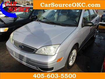 2005 Ford Focus for sale in Oklahoma City, OK