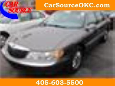 2002 Lincoln Continental for sale in Oklahoma City, OK