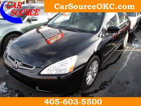 2003 Honda Accord for sale in Oklahoma City, OK
