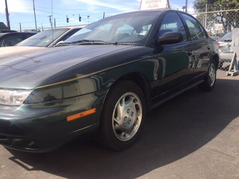 1997 Saturn S-Series for sale in Tacoma, WA