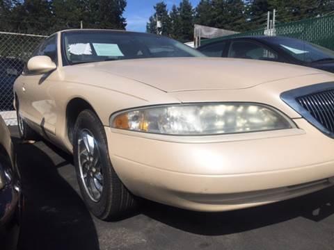 1998 Lincoln Mark VIII for sale in Tacoma, WA