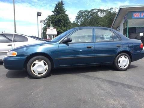 2001 Chevrolet Prizm for sale in Tacoma, WA