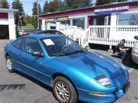 1997 Pontiac Sunfire for sale in Tacoma, WA