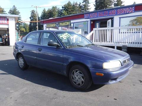 1998 Suzuki Esteem for sale in Tacoma, WA