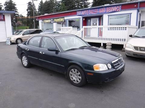 2004 Kia Optima for sale in Tacoma, WA