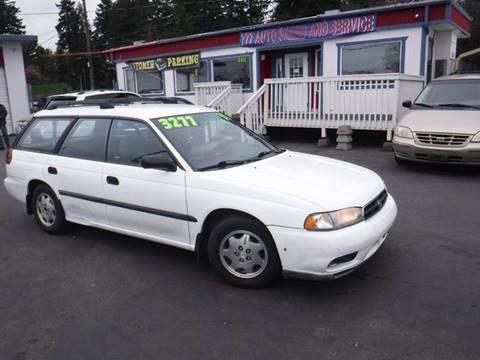 1998 Subaru Legacy Outback >> 1998 Subaru Legacy For Sale In Tacoma Wa