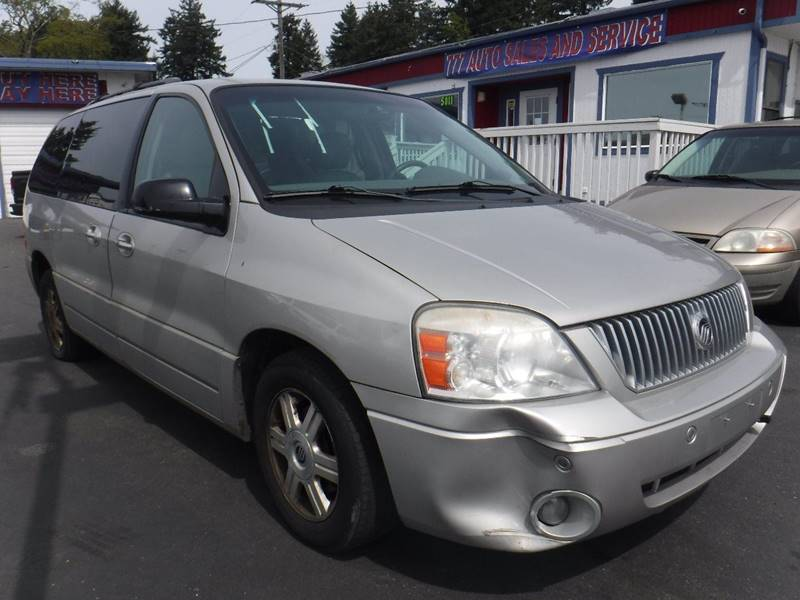 2004 Mercury Monterey Convenience