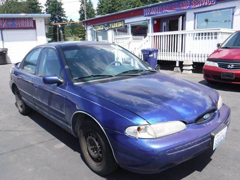 1996 Ford Contour for sale in Tacoma, WA