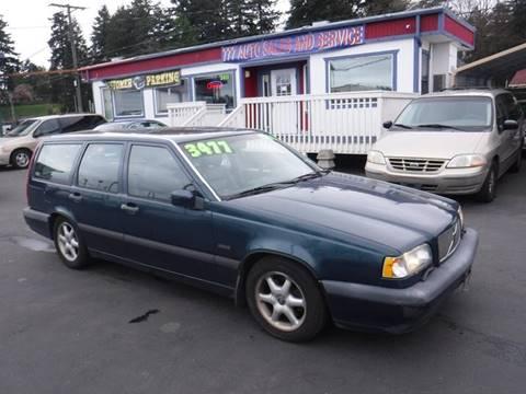 1996 Volvo 850 for sale in Tacoma, WA
