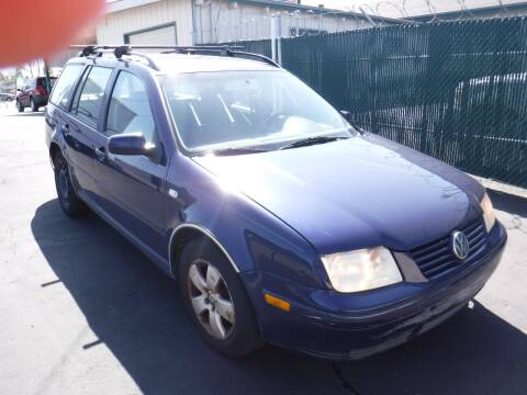2004 Volkswagen Jetta for sale at 777 Auto Sales and Service in Tacoma WA