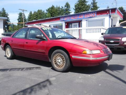 1996 Chrysler Concorde for sale at 777 Auto Sales and Service in Tacoma WA