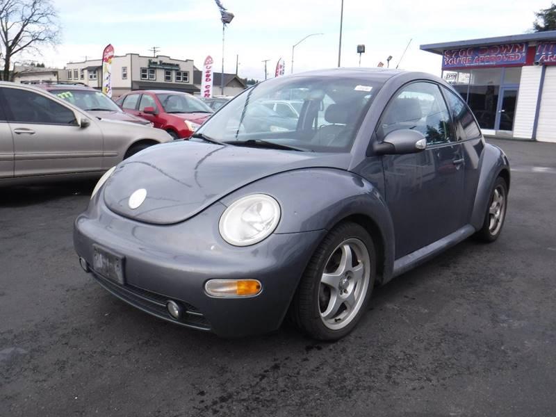 2004 Volkswagen New Beetle GLS 1.8T (image 2)