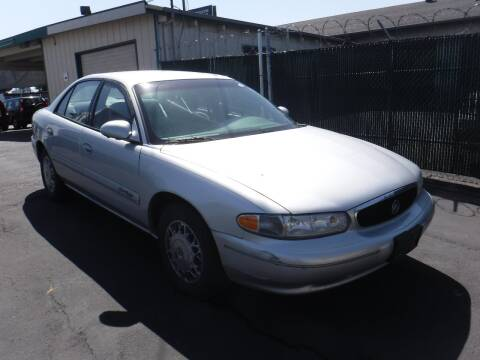 2001 Buick Century for sale at 777 Auto Sales and Service in Tacoma WA