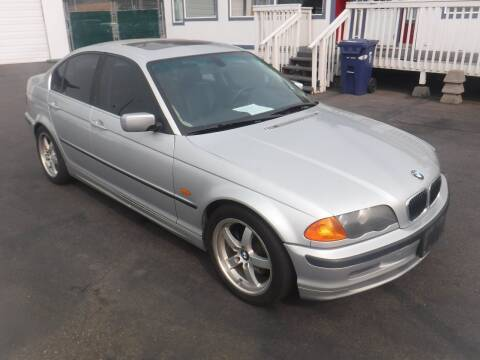 1999 BMW 3 Series for sale at 777 Auto Sales and Service in Tacoma WA