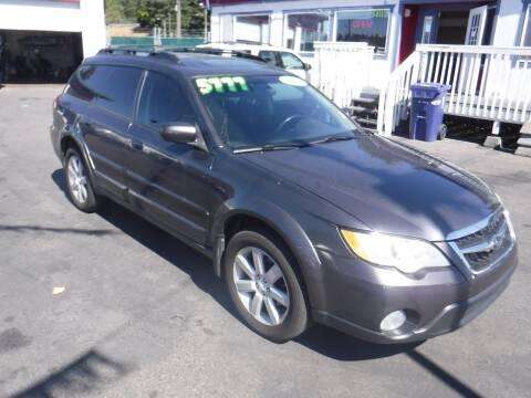 2008 Subaru Outback for sale at 777 Auto Sales and Service in Tacoma WA