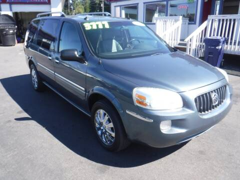 2005 Buick Terraza for sale at 777 Auto Sales and Service in Tacoma WA