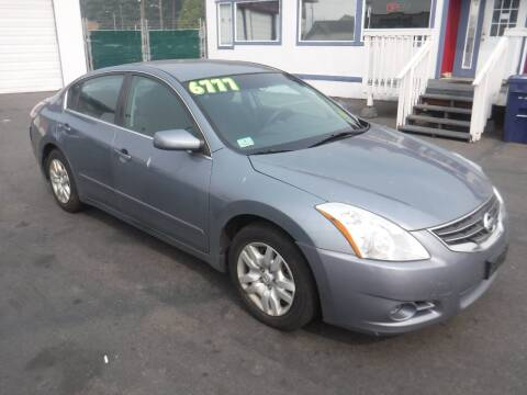 2010 Nissan Altima for sale at 777 Auto Sales and Service in Tacoma WA
