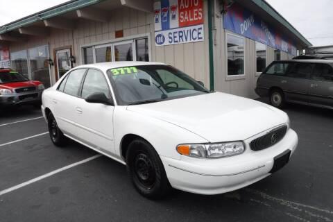 2000 Chevrolet Monte Carlo for sale at 777 Auto Sales and Service in Tacoma WA