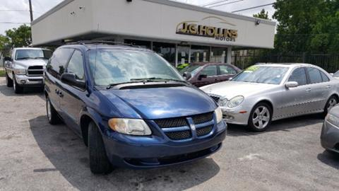 2002 Dodge Grand Caravan for sale in Houston, TX