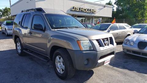 2006 Nissan Xterra for sale in Houston, TX