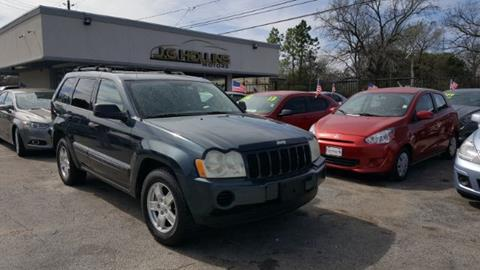 2005 Jeep Grand Cherokee for sale in Houston, TX