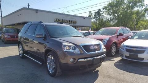 2010 GMC Acadia for sale in Houston, TX