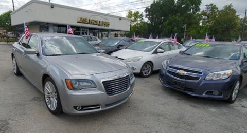2013 Chrysler 300 for sale in Houston, TX