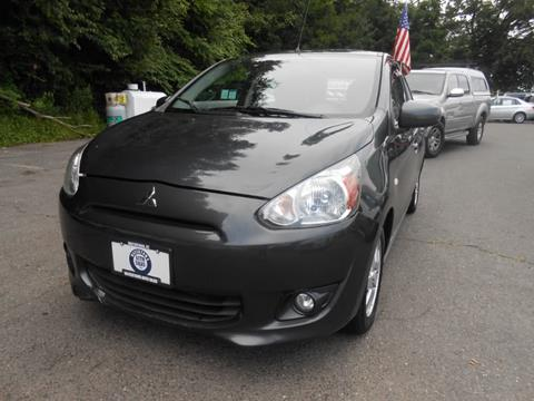 2014 Mitsubishi Mirage for sale in Watertown, CT
