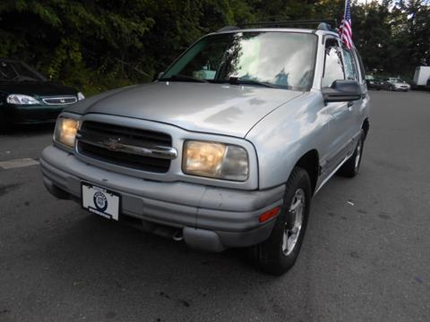 2000 Chevrolet Tracker for sale in Watertown, CT