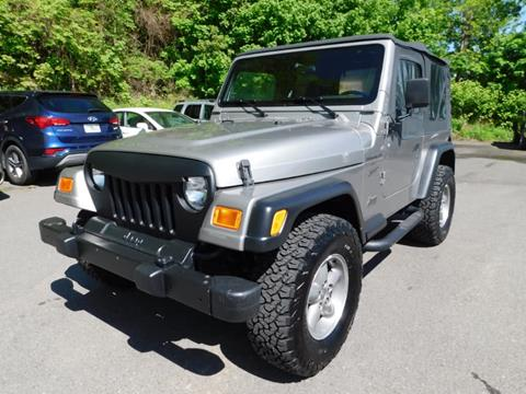 2000 Jeep Wrangler for sale in Watertown, CT