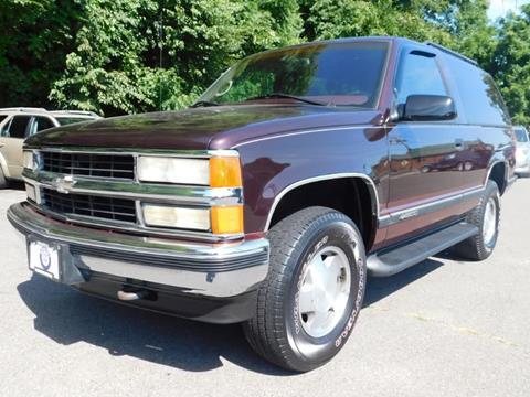 1997 Chevrolet Tahoe for sale in Watertown, CT