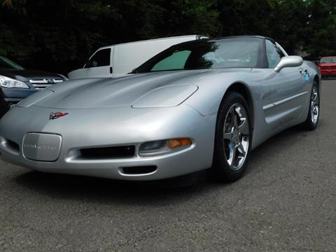 2002 Chevrolet Corvette for sale in Watertown, CT