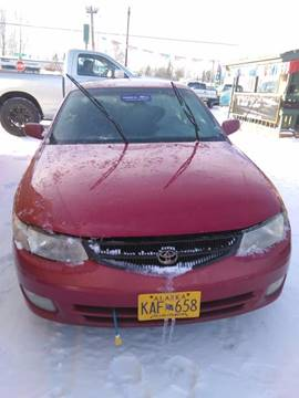 2001 Toyota Camry Solara for sale in Anchorage, AK