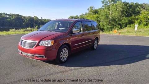 2011 Chrysler Town and Country for sale in Prior Lake, MN