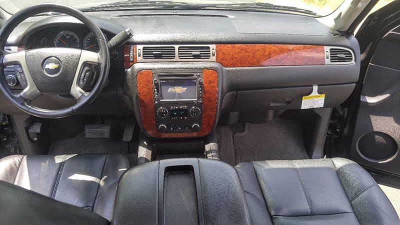 2013 Chevrolet Tahoe Hybrid 4x4 4dr SUV - Prior Lake MN