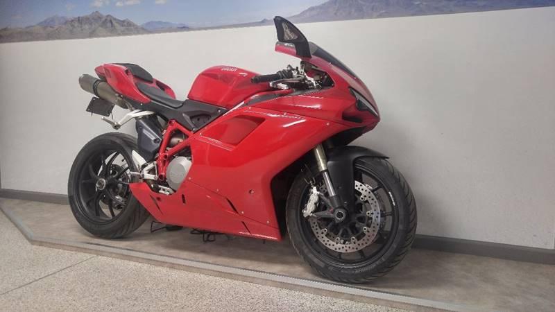 2009 Ducati 848  - Prior Lake MN