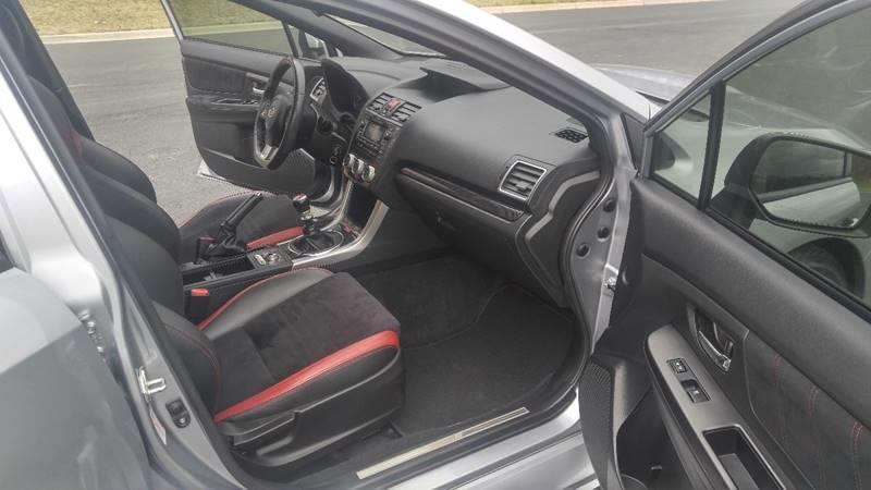2015 Subaru WRX AWD STI 4dr Sedan - Prior Lake MN